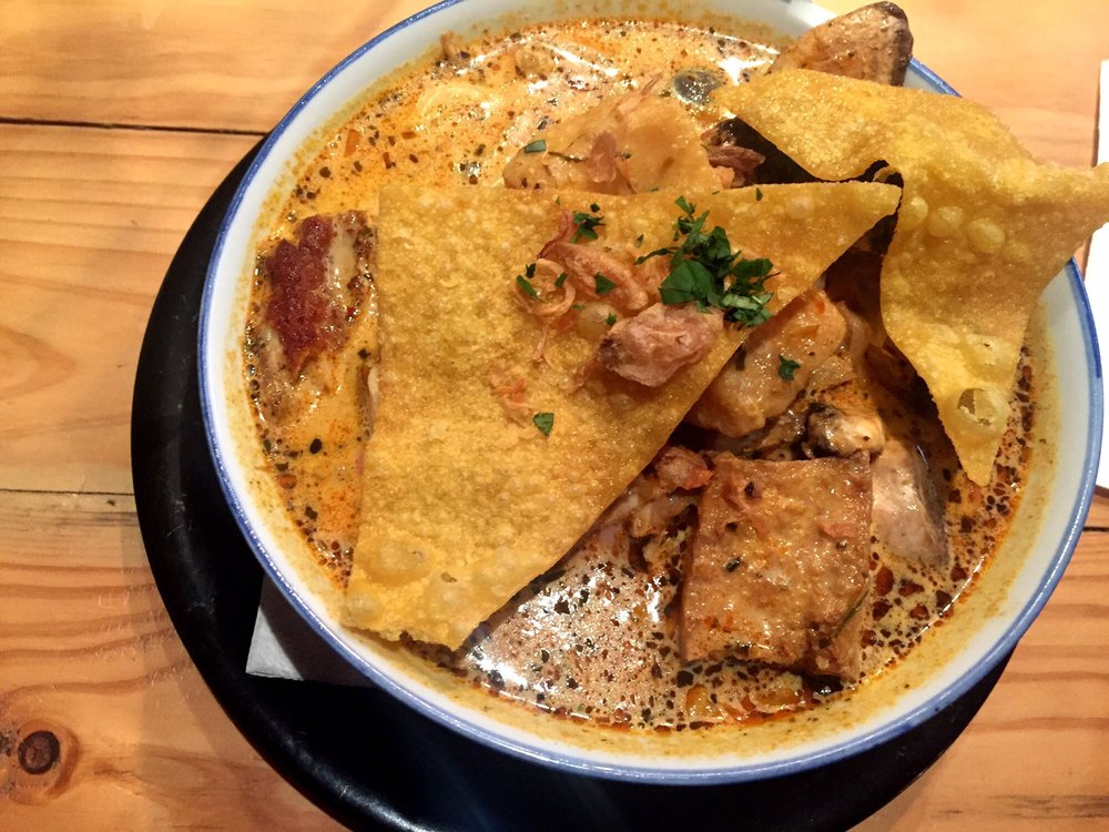 Curry Laksa Fish