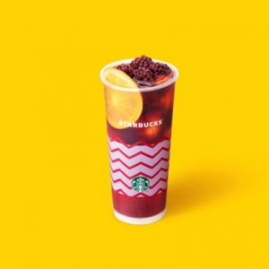 Berry Hibiscus Cold Brew