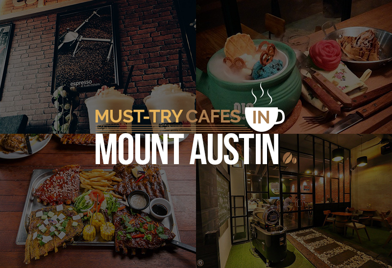 Mount Austin Is Renowned As The Most Promising Commercial District In Town There Are Numerous And Various Establishments Around Including Shopping Malls