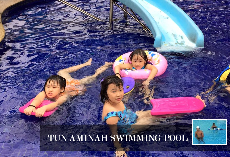 Tun Aminah Swimming Pool