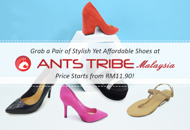 Ant's Deals on Heels at The Alhambra Shopping Centre Barnsley