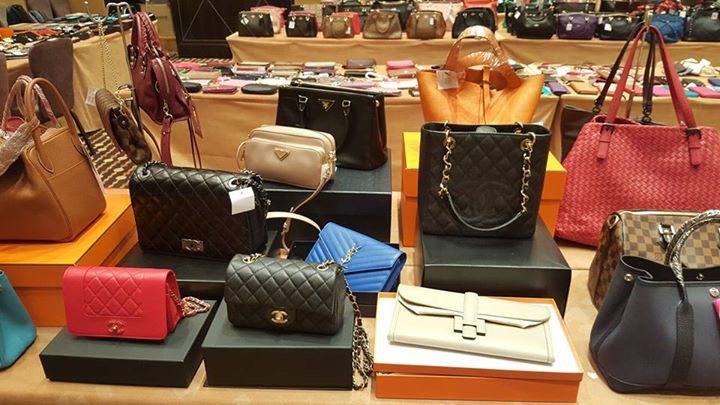 Shop for 100% Authentic Bags at Janis Yong's New Year Branded Bags ...