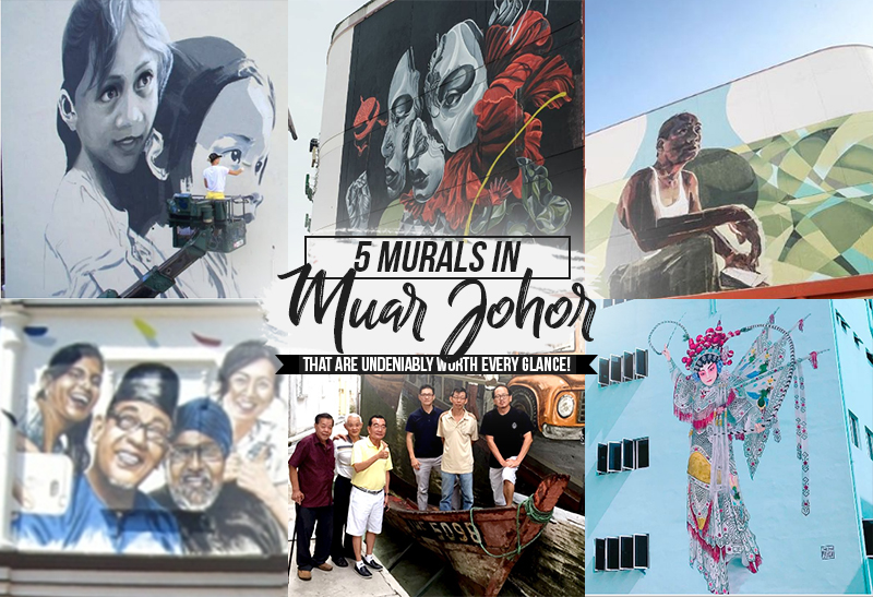 5 murals in muar johor that are undeniably worth every for Mural 1 malaysia negaraku