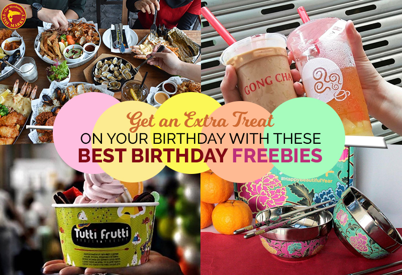 Get An Extra Treat On Your Birthday With These Best Freebies From Retailers And Restaurants