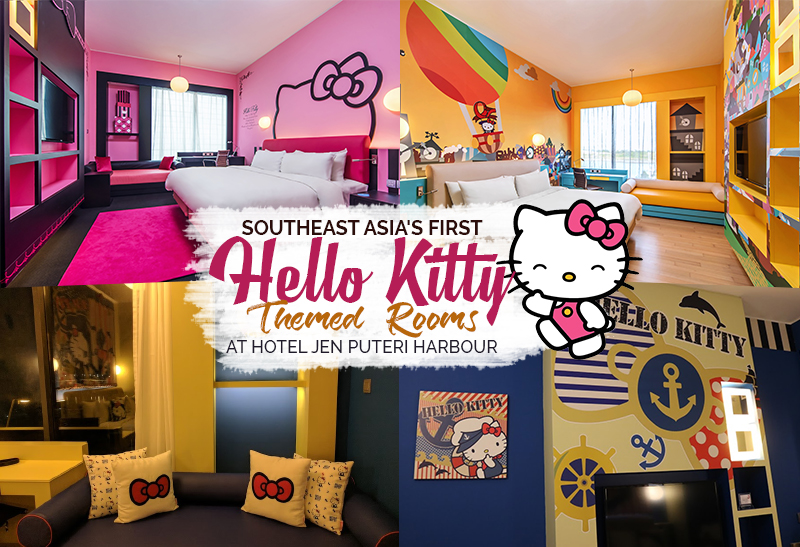 Say Hello To The First Hello Kitty Themed Rooms In Southeast Asia At