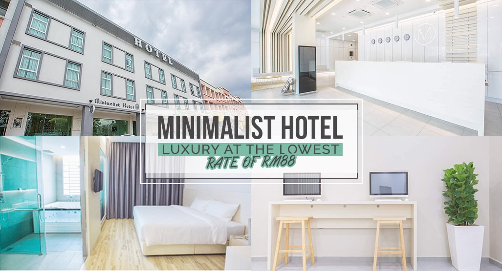 lets admit it sometimes a little break from the busy world is all we need but wheres the best place to go where you can find a true relaxation - Minimalist Hotel Design