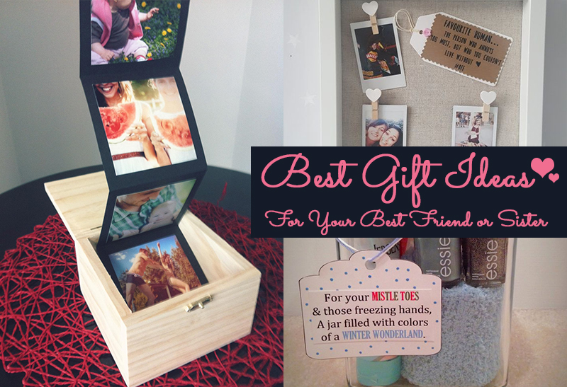 These Fabulous Gift Ideas Will Put A Smile On Your Bffs Face On Her