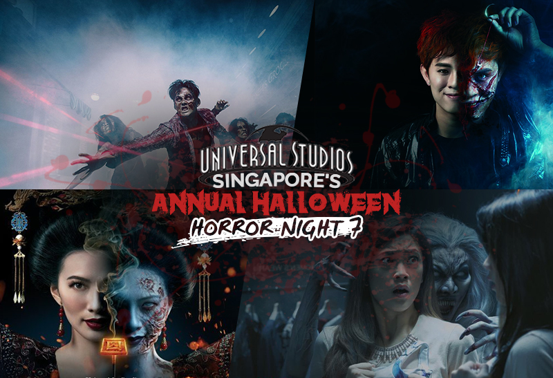Get Ready for an Epic Wild Halloween at USS Halloween Horror ...