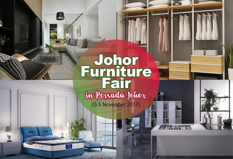 Johor furniture fair a home exhibition you must not miss for I furniture home fair