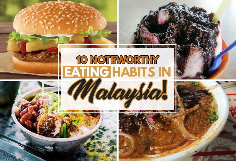 malaysian eating habit