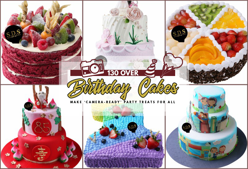 Phenomenal 130 Over Birthday Cakes Make Camera Ready Party Treats For All Funny Birthday Cards Online Eattedamsfinfo