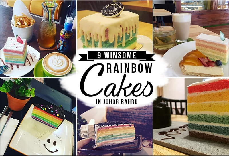 Design Your Own Cake At These Recommended Bakeries In Johor Bahru