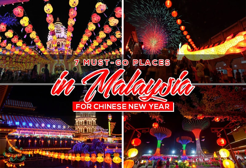 Must Go Places In Malaysia For A More Prosperous Chinese New Year Celebration Johor Now