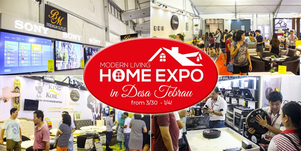 Modern Living Home Expo Offers 3 Day Sale In Desa Tebrau From March 30 April 1 2018 Johor Now