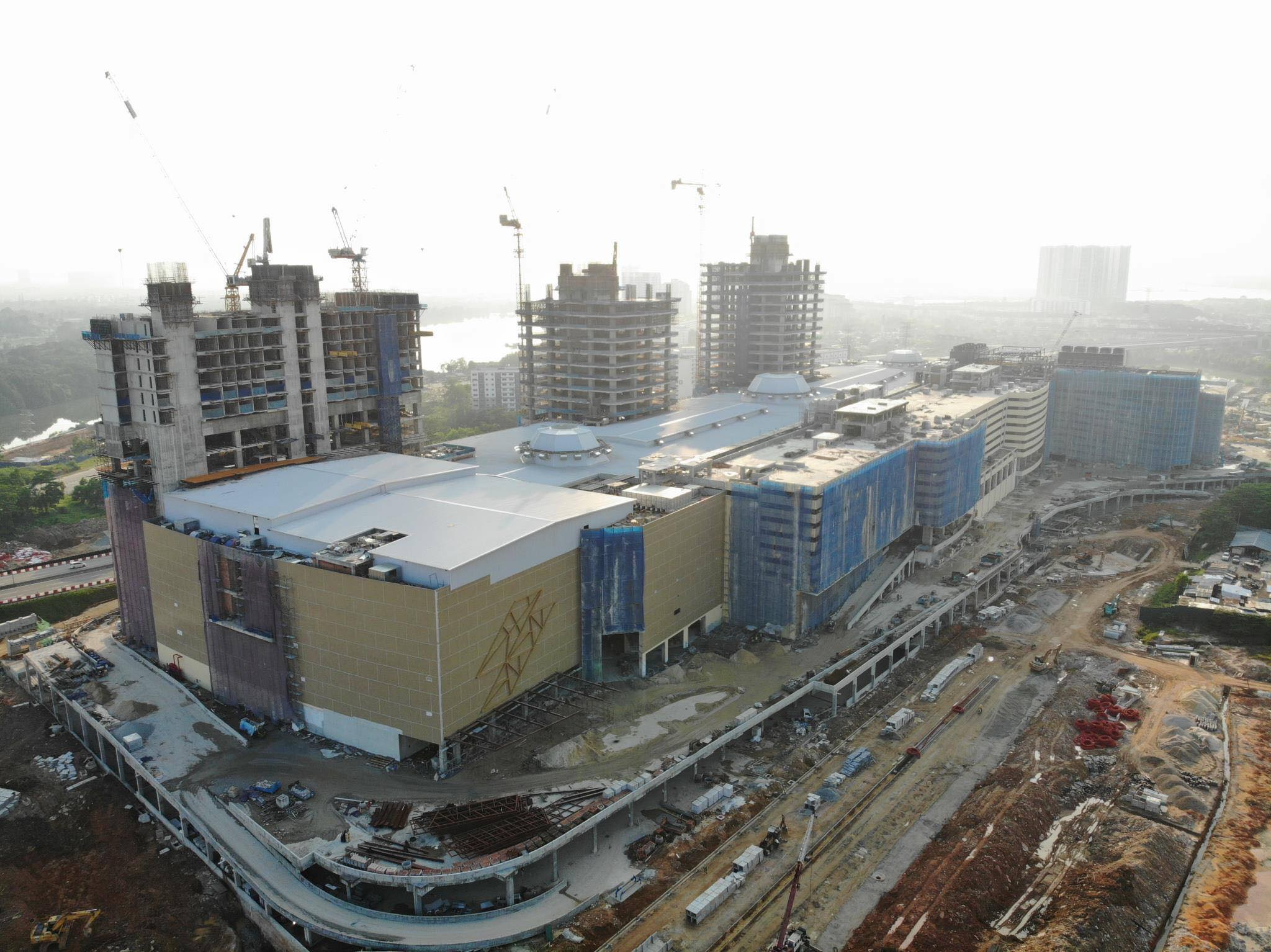 Mid Valley Southkey Megamall With Rm6 Billion Plan