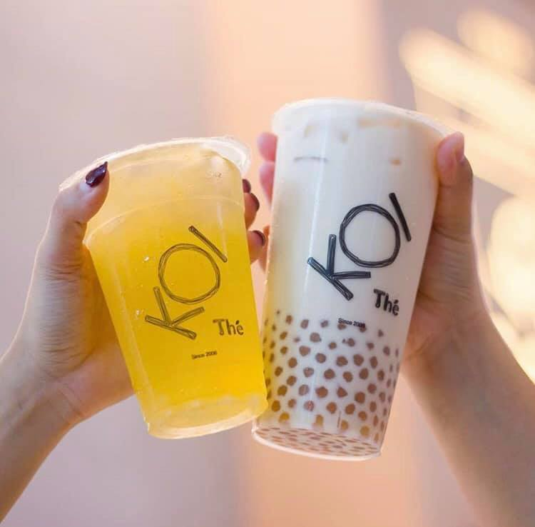 Hello, Bubble Milk Tea Lovers! KOI Thé Is Set To Invade