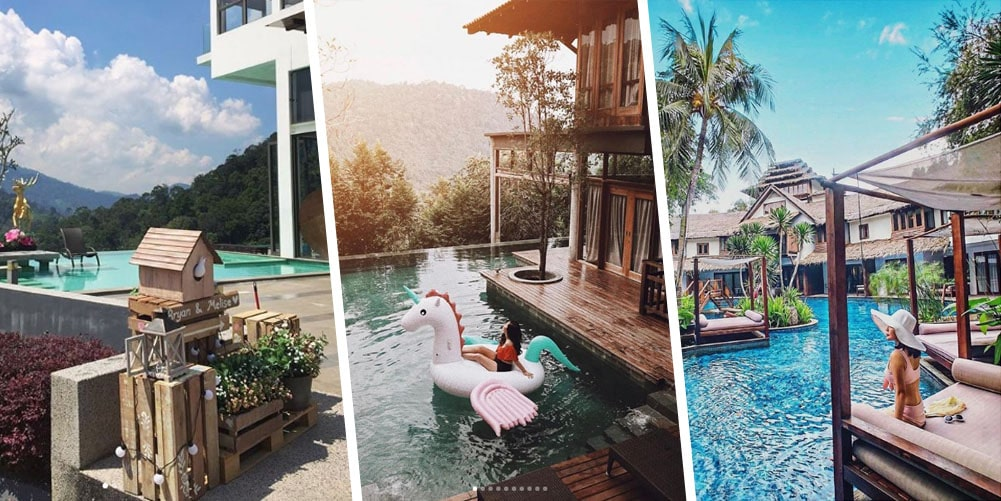 5 Homestays With Luxury Swimming Pool For Ultimate Staycation In Malaysia Johor Now